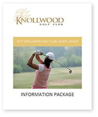 knollwood ladies league