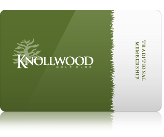 knollwood-tradtional membership card